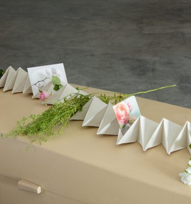 Ecologische accessoire voor Onora natuurlijke doodskist