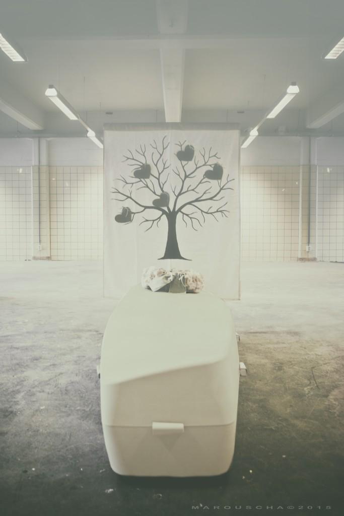Onora duurzame hennep afscheidsboom uitvaartkist